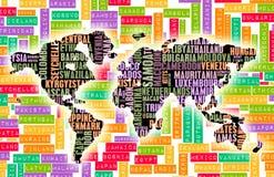 мир перемещения бесплатная иллюстрация