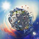 Мир перехода Стоковые Изображения RF