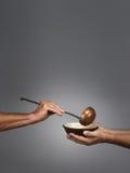 мир питания Стоковое фото RF