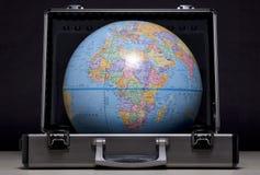 мир путешественника Стоковая Фотография RF