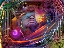 Мир разум Стоковое Изображение