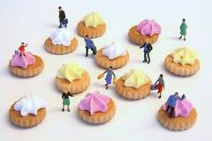мир сахара конфеты Стоковые Изображения RF