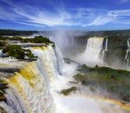 Мир свирепствуя воды Стоковая Фотография RF