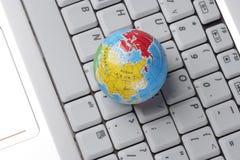 мир сети широкий Стоковое Изображение