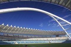 мир стадиона Моисея mabhida fifa 2010 чашек Стоковое Изображение RF