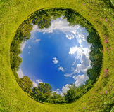 мир сферы Стоковые Фото