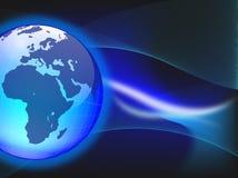 мир технологии Стоковая Фотография RF