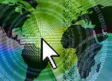 мир технологии Стоковые Фото