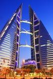 мир торговлей центра Бахрейна Стоковые Изображения