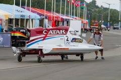 Мир формулы 1 H2O Grand Prix Стоковое Фото