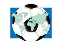 Мир футбола Стоковые Изображения