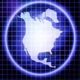 Мир цифров Стоковое Изображение RF
