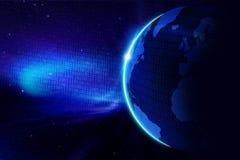 Мир цифров Стоковые Фотографии RF