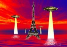 мир чужеземцев Стоковые Изображения RF
