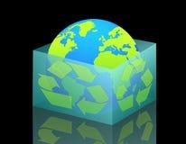 мир экологичности 09 бесплатная иллюстрация