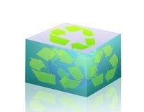 мир экологичности 10 иллюстрация вектора
