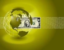 мир доллара Стоковое фото RF