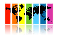 Мир Стоковое Изображение