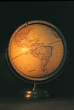 мир 2 глобусов стоковые изображения
