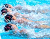 мир 2009 fina чемпионата Стоковая Фотография RF