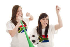 мир 2010 fifa чашки Африки южный Стоковые Изображения RF