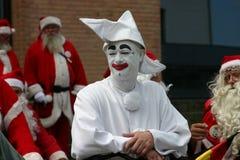 мир copenhagen santa съезда claus Стоковое фото RF