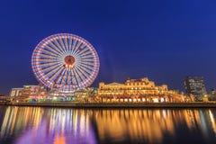 Мир Cosmo на Иокогама Стоковое фото RF