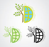 Мир Eco Стоковое Фото