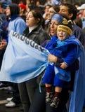 мир montevideo Уругвая 2010 чашек Стоковое Изображение RF
