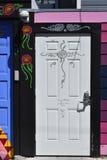 Мир ` s Сан-Франциско узнал ароматные настенные росписи переулка, 14 Стоковые Фотографии RF
