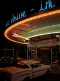 Мир Sentosa курортов места улицы вечера Стоковые Изображения