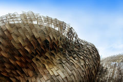 мир shanghai Испании павильона экспо Стоковое Изображение RF