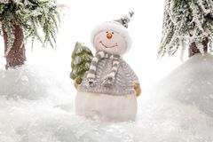 Мир Snowmans Стоковые Фото