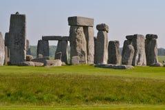 мир stonehenge места наследия Стоковое Изображение RF