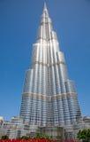 мир UAE башни khalifa Дубай burj самый высокорослый стоковое изображение rf