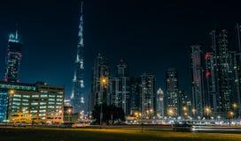 мир UAE башни khalifa Дубай burj самый высокорослый Стоковое Фото