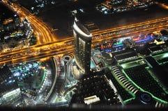 мир UAE башни khalifa Дубай burj самый высокорослый Стоковые Изображения RF