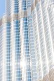 мир UAE башни khalifa Дубай burj самый высокорослый Стоковая Фотография