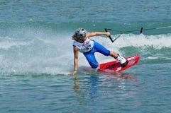 мир wakeboard чемпионата Стоковая Фотография