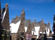 Мир Wizarding Гарри Поттера в ООН Японии студии Universal Стоковое Фото