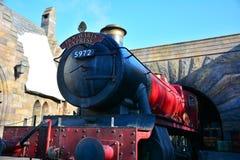 Мир Wizarding Гарри Поттера в студии Universal, Осака Стоковое Изображение RF