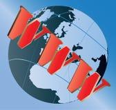мир www Бесплатная Иллюстрация