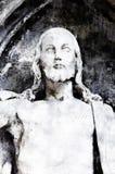 мистик jesus стоковое фото rf