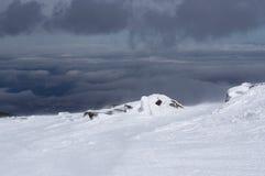 Мистическая гора Стоковое Фото