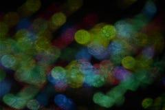 Мистические божественные глаза Стоковое Фото