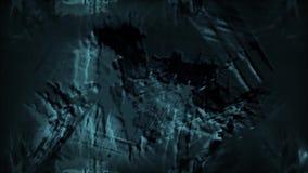 Мистические темные текстуры для верхних слоев иллюстрация вектора