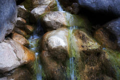 мистический водопад Стоковые Изображения RF
