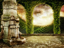 мистическое место Стоковое Изображение