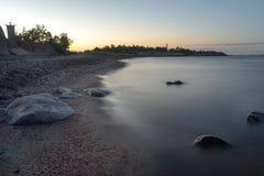 мистическое море Стоковое Изображение