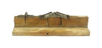 митра плотничества коробки старая Стоковое Изображение RF